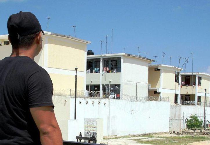 Este año 25 reos de la cárcel de Playa del Carmen podrían obtener su preliberación. (Redacción/SIPSE)