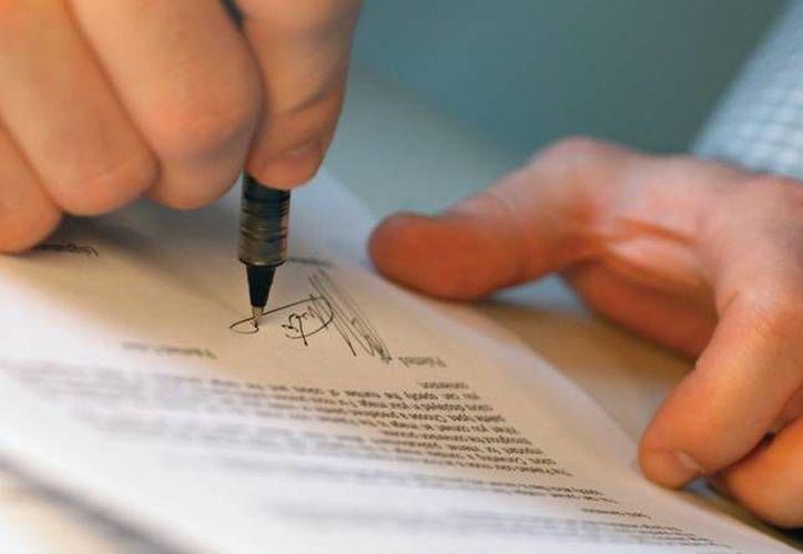 El testamento ológrafo es el más solicitado en Yucatán, para septiembre el incremento de estas solicitudes pasa de 15 a 50 cada día. (Imagen de contexto/ SIPSE)