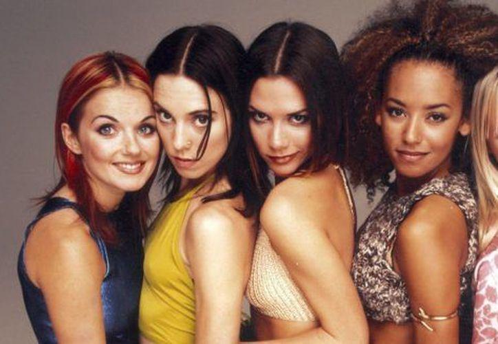 Desde hace día se especula el regreso de la famosa banda Spice Girls. (Foto: Contexto)