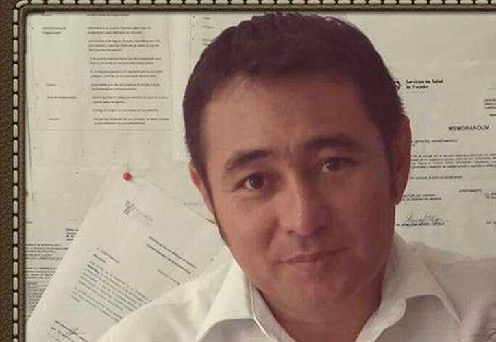 Carlos Antonio Piña Alberto, cuya desaparición fue denunciada por su esposa. (SIPSE)