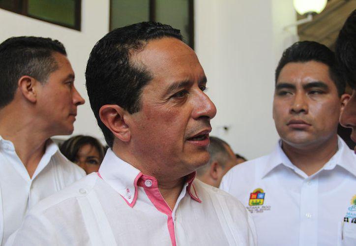 Carlos Joaquín dijo que la población merece que haya un mejor desempeño del Poder Judicial. (Foto: Redacción)