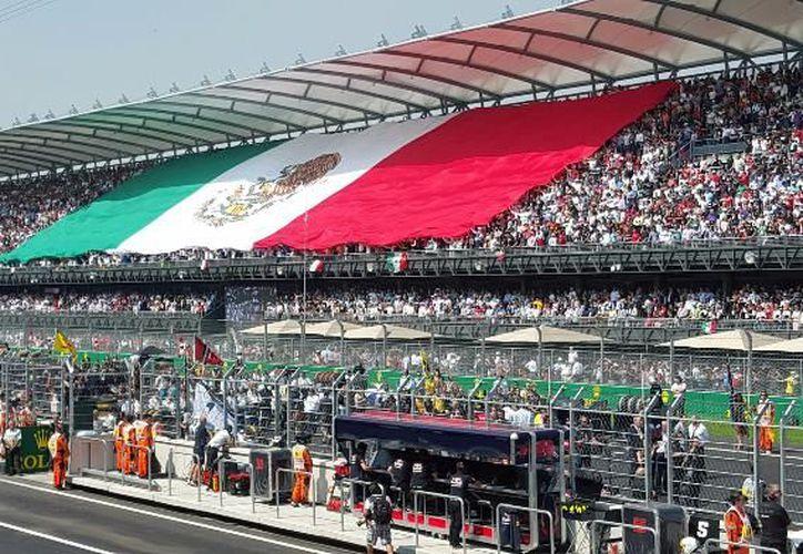 México demostró que su regreso a la Fórmula 1 no ha sido ninguna improvisación. (CDN)