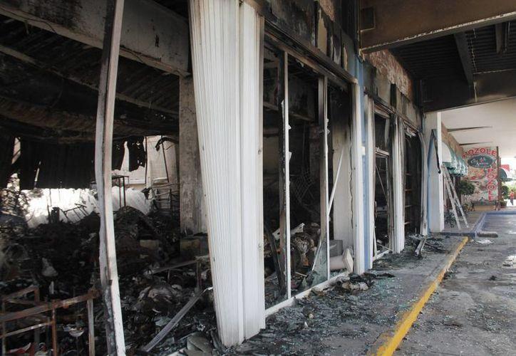Protección Civil considera necesaria la demolición del inmueble. (Archivo/SIPSE)