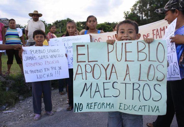 La intención es despejar las dudas de los habitantes de Nicolás Bravo. (Archivo/SIPSE)
