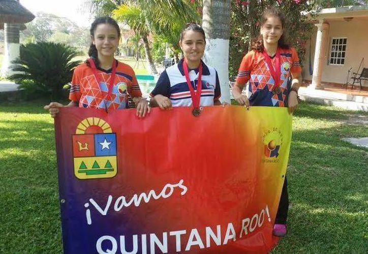 Al cierre de los selectivos nacionales, Quintana Roo sigue como la base del conjunto tricolor, al tener 7 de los 16 seleccionados. (Raúl Caballero/SIPSE)