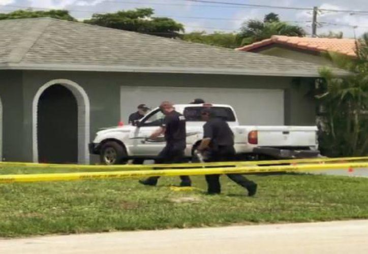 La policía tuvo que disparar cuando el sujetó intentó escapar. (Internet)