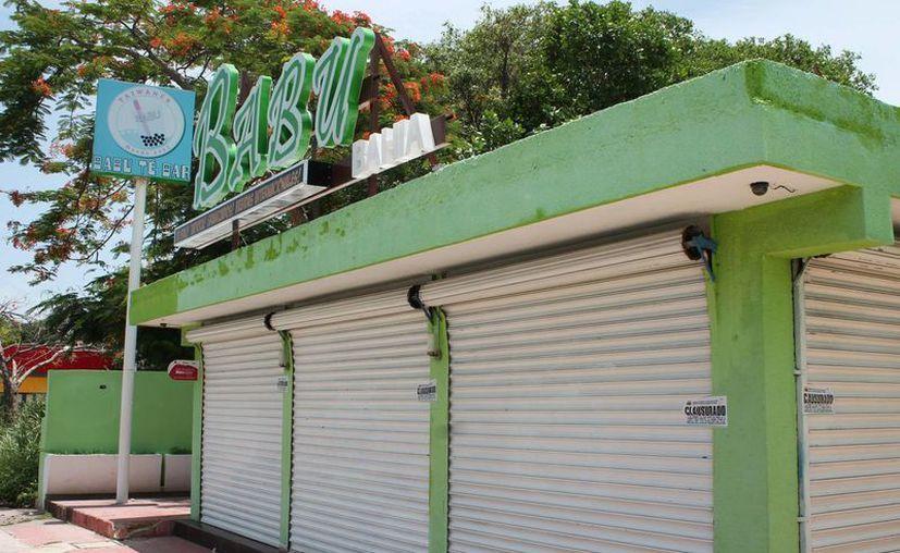 Alcanzan multa de cinco a 10 mil pesos por infringir la prohibición. (Paloma Wong/SIPSE)