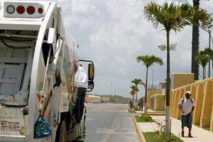 Insuficiente recolección de basura en Villas del Sol