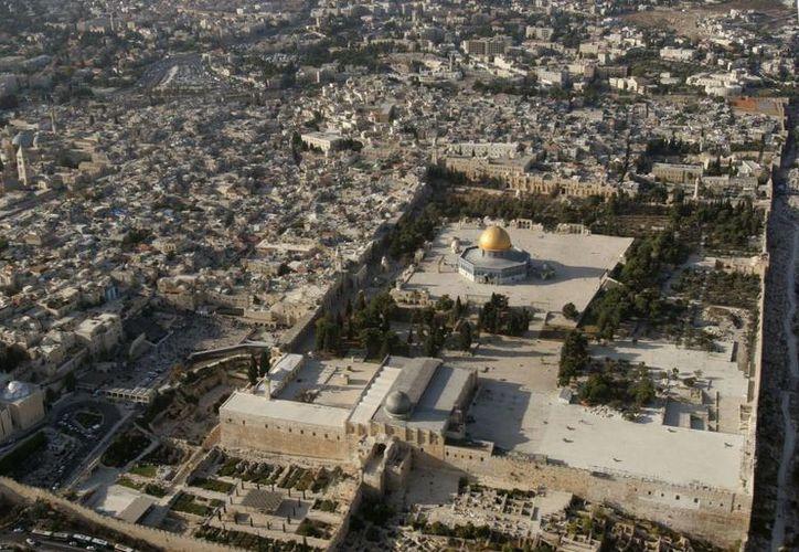 La seguridad adicional provocó días de agitación, con enfrentamientos violentos en las calles de Jerusalén Oriental. (AFP)