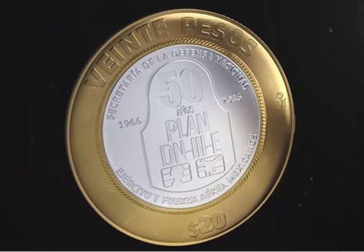 El público podrá utilizar la moneda para realizar cualquier pago. (Milenio)