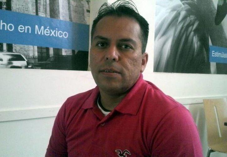 Gerardo Roca Olmos invita a la sociedad en general a participar para reunir recursos para la rehabilitación del exjugador. (Milenio Novedades)