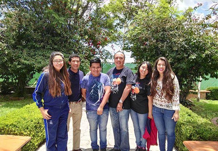 Los estudiantes de secundaria y preparatoria colaboran con la NASA; ganaron los tres primeros lugares del proyecto. (Excelsior)