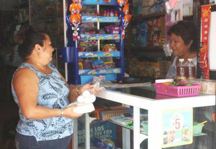 Reconoció que arrecian los castigos para cualquier establecimiento que incurra en aumentar el precio de los productos sin justificación alguna. (Alida Martínez/SIPSE)