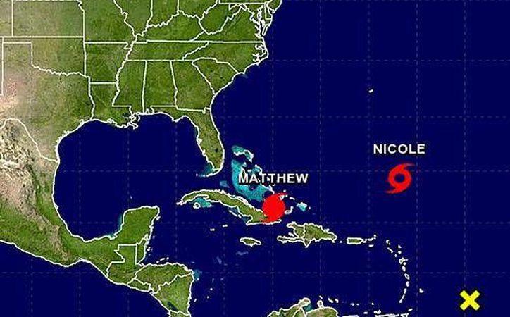 Se espera cielo parcialmente nublado, con 20 por ciento de probabilidad de lluvias en Cancún. (NOAA)
