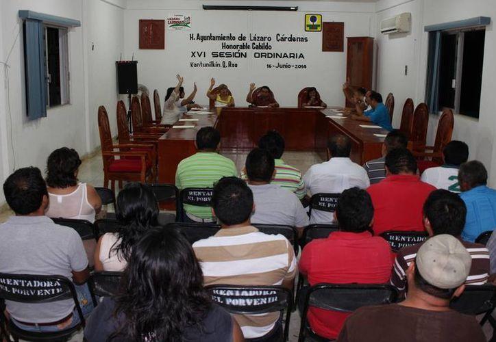 Es necesaria la autorización del Cabildo para acceder al programa. (Raúl Balam/SIPSE)