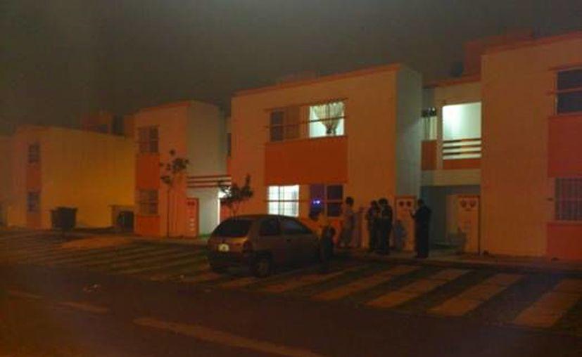 Los hechos ocurrieron en el interior de un  departamento del Fraccionamiento Prado Norte. (Redacción/SIPSE)