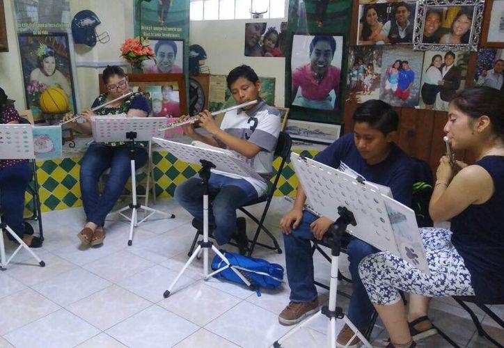 En el festival los jóvenes podrán compartir su talento. (Faride Cetina/SIPSE)