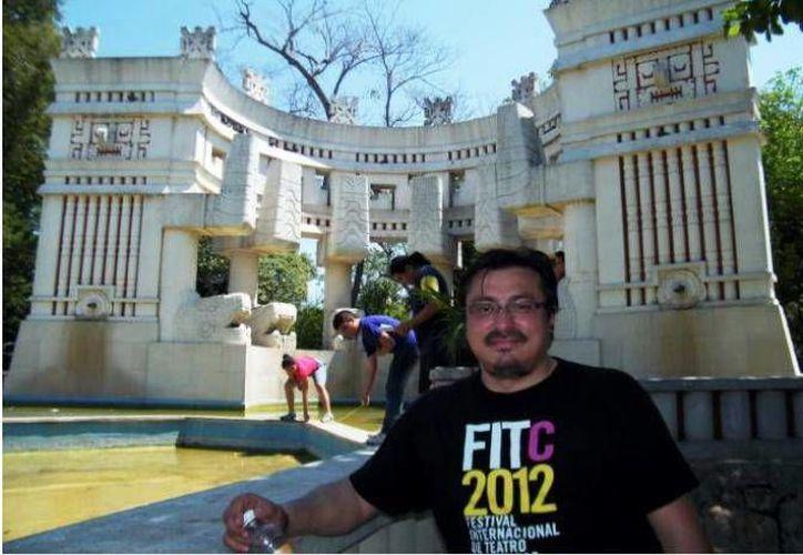 En 2009 Jesús Hernández fue seleccionado para el World Stage Design, en Seúl, Corea del Sur. (SIPSE)