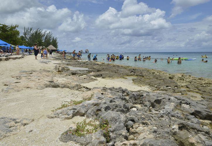 La restitución artificial de playas no es una solución definitiva, aseguran. (Foto: Gustavo Villegas)