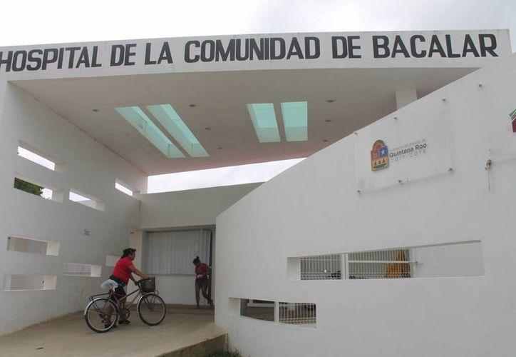 El Centro de Salud municipal reporta un avance del 70 por ciento en relación a los trabajos de prevención en las comunidades. (Carlos Horta/SIPSE)