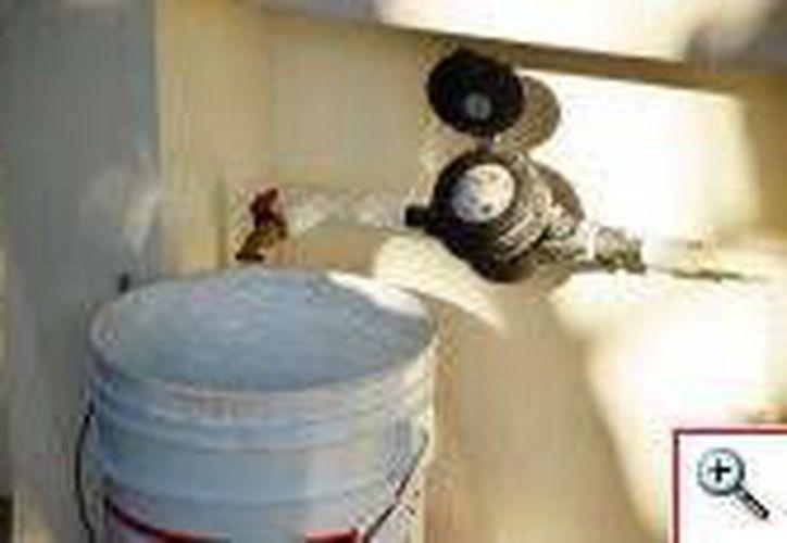La CAPA anunció la suspensión del suministro de agua potable el próximo miércoles 30 de julio, de 8 a 16 horas.  (Redacción/SIPSE)