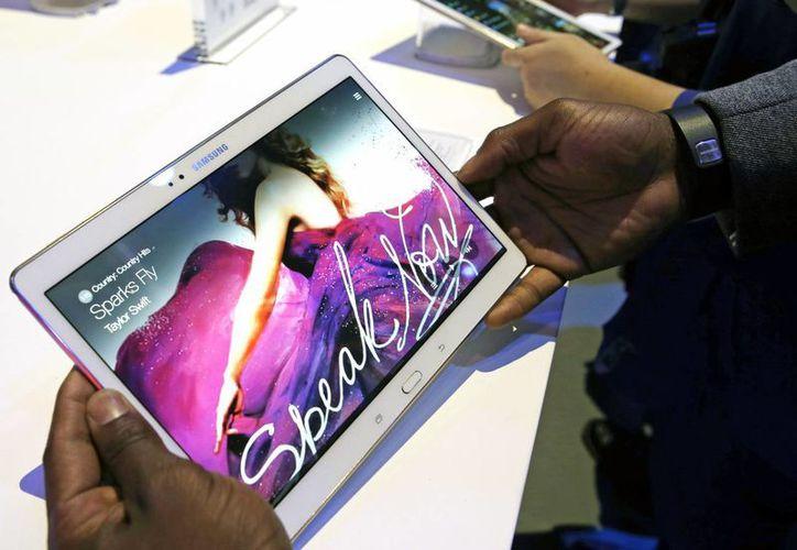 Samsung es el segundo mayor fabricante de tabletas del mundo, después de Apple y sus iPads. (Agencias)