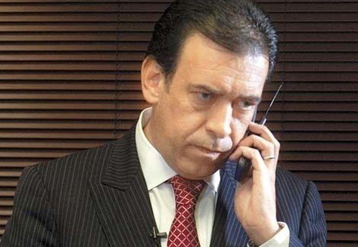 Moreira presentó una denuncia contra Calderón ante la Corte Penal Internacional, (Archivo SIPSE)