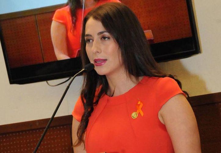 Lyndiana Bugarín Cortés aseguró ese además de mejorar la calidad de vida de las familias, la propuesta disminuirá los niveles de contaminación. (Vanguardia MX)
