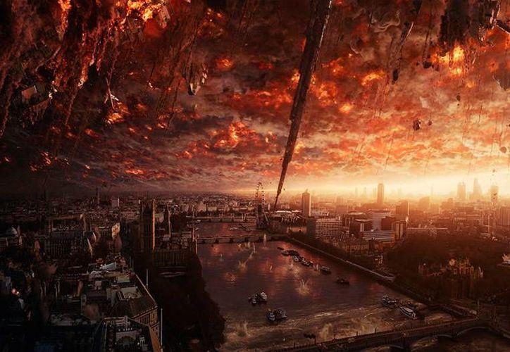 Los extraterrestres regresan a la tierra para tratar de conquistarla en la nueva secuela de la película.(Captura de pantalla)