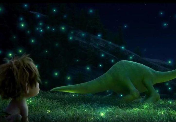 The Good Dinosaur, película de Disney y Pixar, estrenó su segundo avance y llegará a los cines en noviembre. (artofvfx.com)