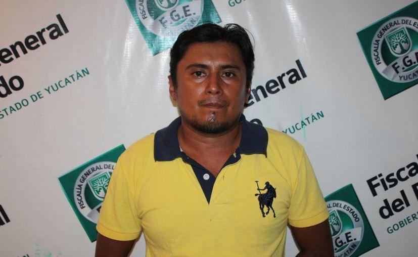 Luis Angel Méndez Sánchez. (Milenio Novedades)