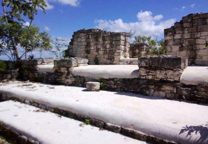 la zona arqueológica de Ichkabal podría contar con el proyecto integral para su desarrollo en diciembre próximo. (Ángel Castilla/SIPSE)