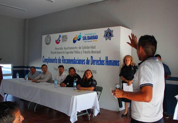 La comisionada del CEAV indicó que la mayoría de los afectados han sido mujeres. (Foto: Daniel Pacheco/ SIPSE)