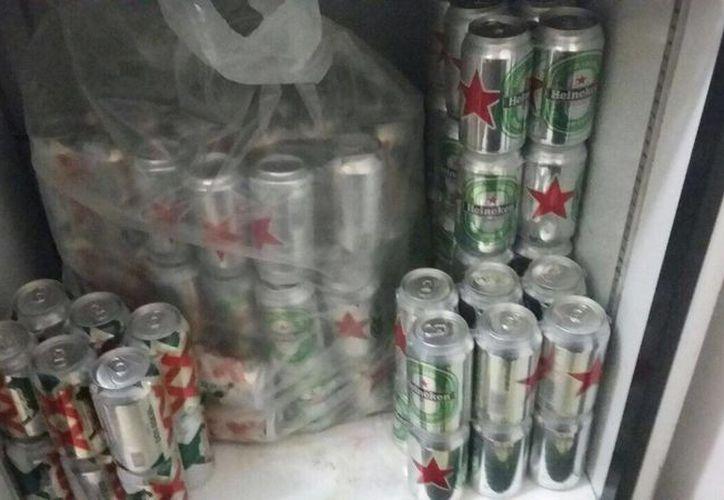 La Dirección de Fiscalización ubica a Villas del Sol como el sitio con mayor venta de alcohol de forma ilegal. (Octavio Martínez/SIPSE)