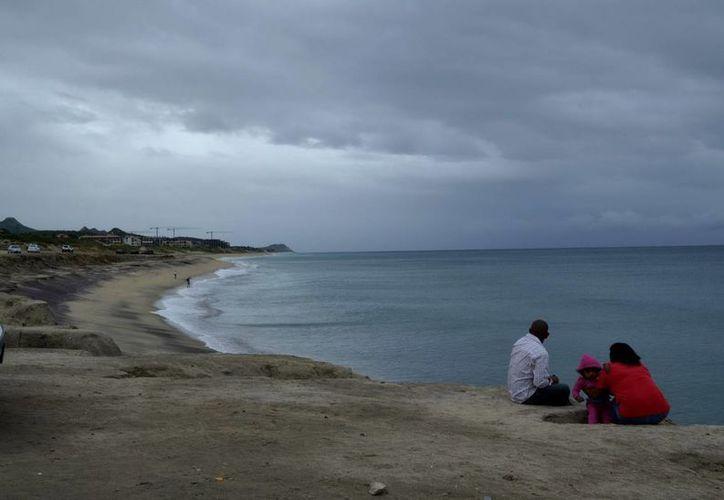 En las próximas horas se esperan tormentas eléctricas en Guerrero, Oaxaca y Chiapas. (EFE)