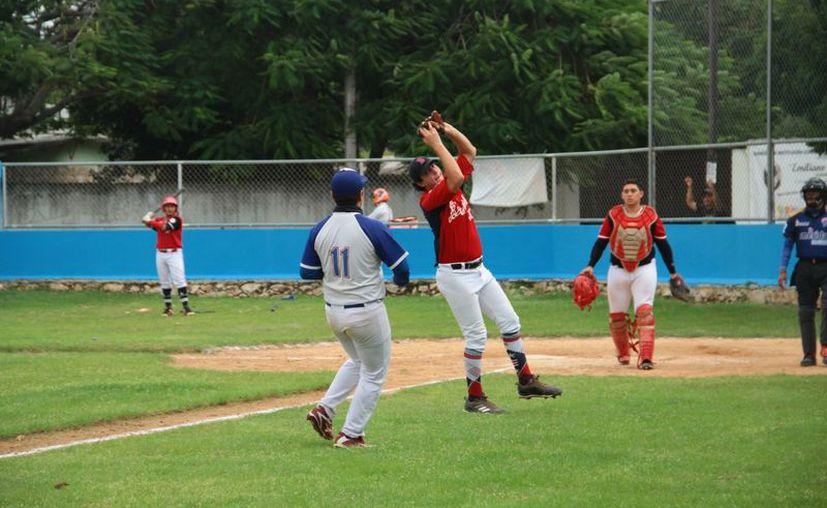 La liga Nuevos Valores está en su mejor nivel. (Jorge Acosta/Novedades Yucatán)