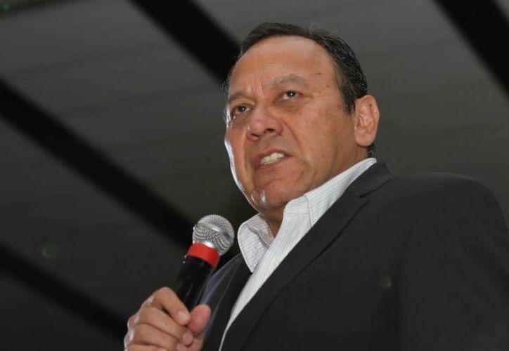 El presidente nacional del PRD, Jesús Zambrano. (Archivo/Notimex)