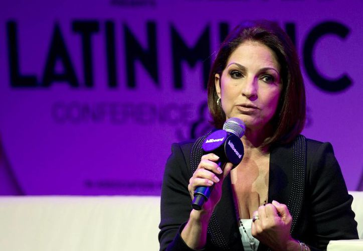 Gloria Estefan es muy leal, según su esposo Emilio. (Agencias)