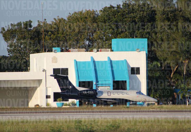Se podrá rescatar los aeródromos, olvidados durante muchos años, y aumentar sus servicios. (Joel Zamora/SIPSE)