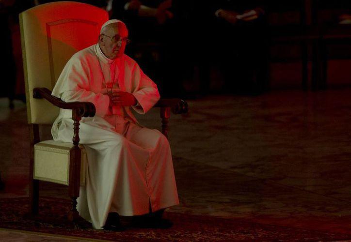 Los niños serán recibidos por Jorge Mario Bergoglio en persona. (Agencias)