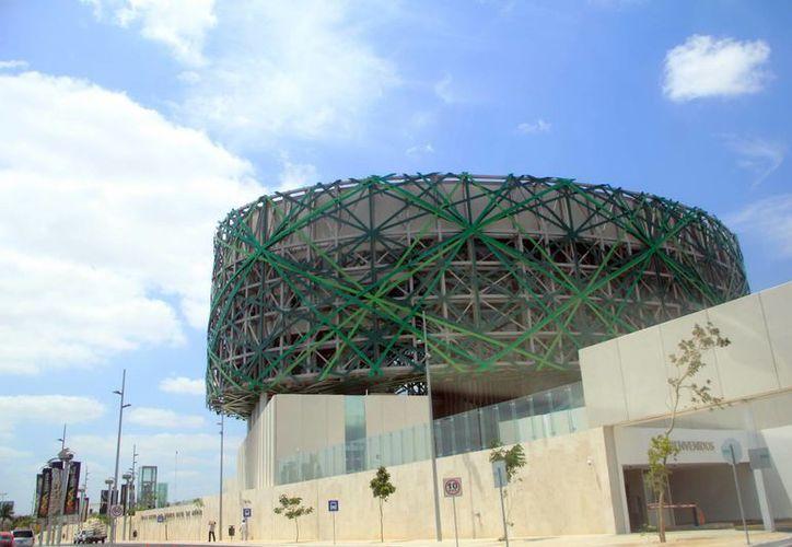 El Gran Museo del Mundo Maya de Mérida fue sede del evento. (Milenio Novedades)
