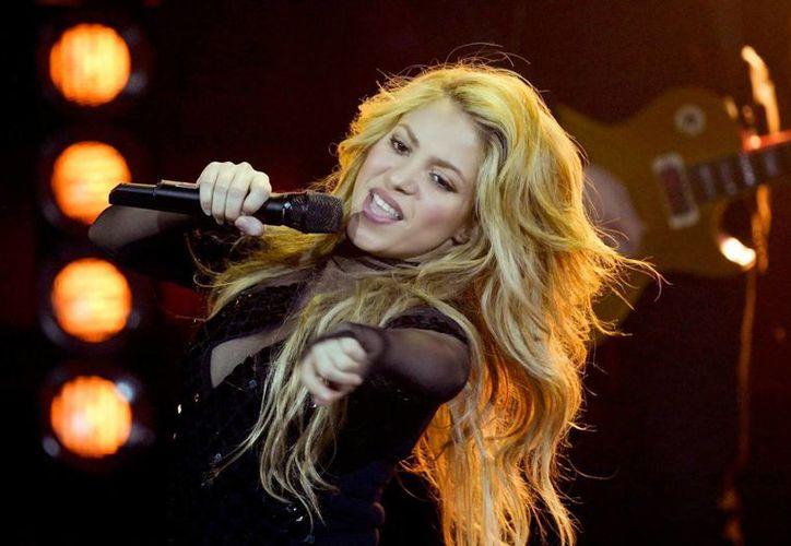 Shakira iba a formar parte de las estrellas que actuarán en la entrega de Premios del próximo 17 de noviembre. (Foto tomada de El País.com)