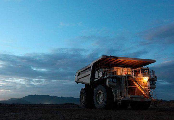 Imagen de contexto de la empresa minera Goldcorp, en Guerrero; 3 trabajadores de la empresa fueron secuestrados; después, sus cadáveres fueron hallados en una fosa clanestina. (goldcorp.com)