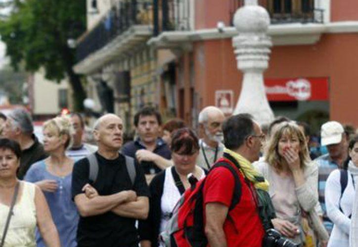 Los atractivos culturales de Yucatán son un detonante para el segmento de turismo cultural. (Milenio Novedades)
