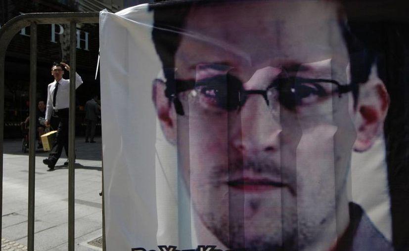 Inicialmente se habló sobre que Snowden llegaría a Venezuela. (Agencias)