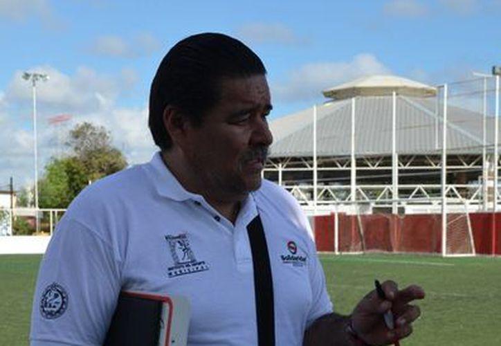 Hugo Guerrero es el reemplazo de Juan Sierra. (Redacción/SIPSE)