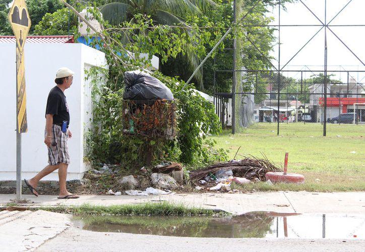 El manejo residuos es uno de los puntos más débiles de los Ayuntamientos en la entidad. Foto: (Benjamín Pat/SIPSE)