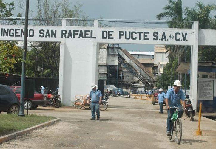 El ingenio de San Rafael de Pucté queda exento de la momentánea clausura. (Edgardo Rodríguez/SIPSE)