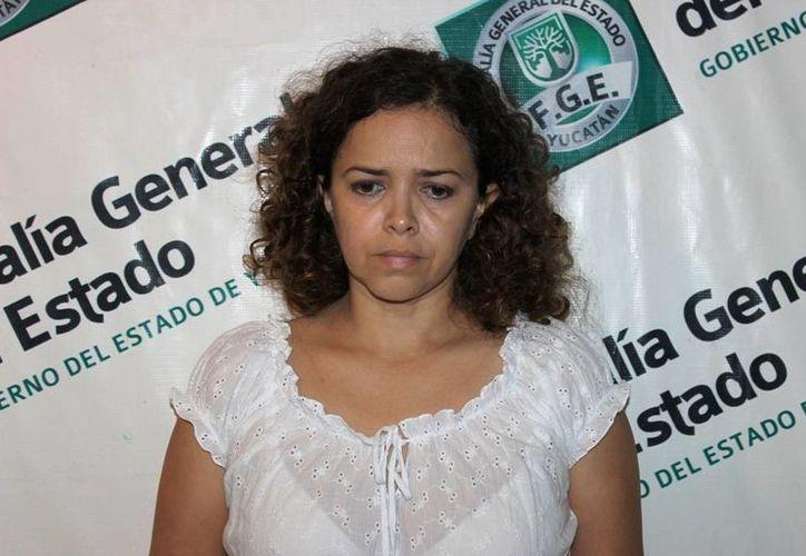 Lina Beatriz Soto Ortega se 'olvidó' de pagar cargamento de pimienta valuado en 2.5 millones de pesos. (Cortesía)