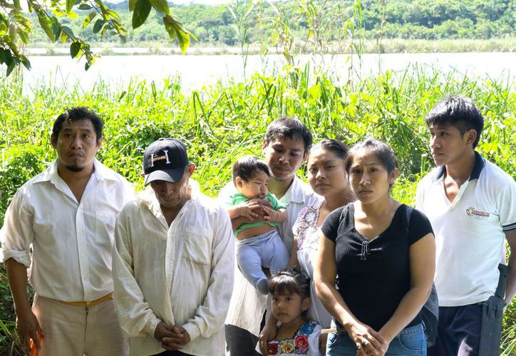 En total son 140 ejidatarios los que continúan peleando por sus tierras, sin embargo, muchos otros han desistido. (SIPSE)